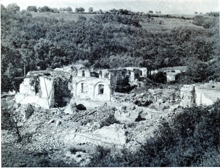 APPEAL FOR SUPPORT TO REBUILDING OF THE MONASTERY OF BEŠENOVO