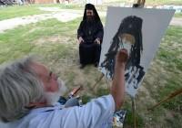 Сликари даровали манастиру 19 слика