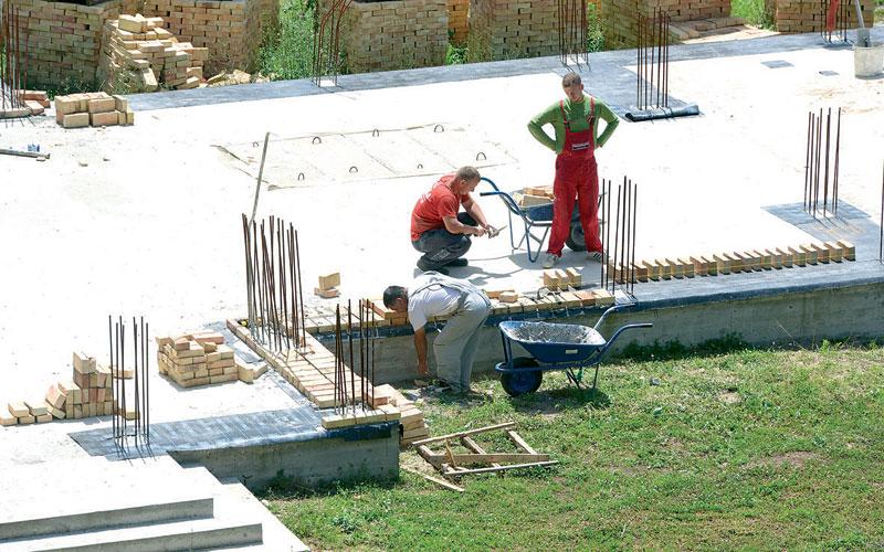 Почело зидање нове цркве манастира Бешеново