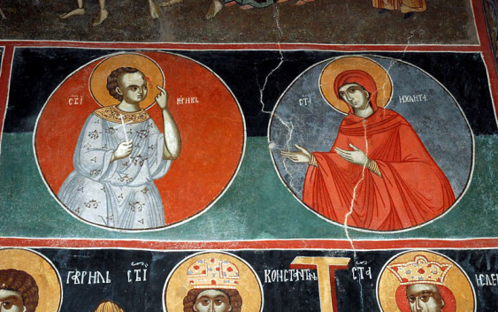 Свети кирик и јулита