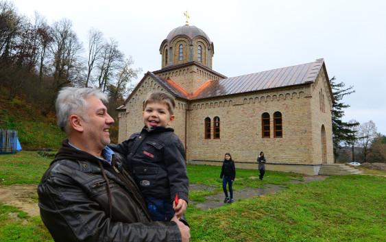Манастир Бешеново