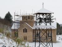 Снег у Бешенову